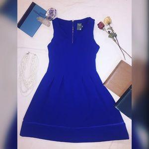Beautiful royal blue dress ❤️